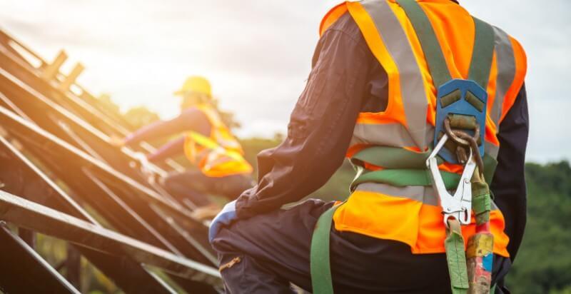 Claves de protección de riesgos laborales para la construcción