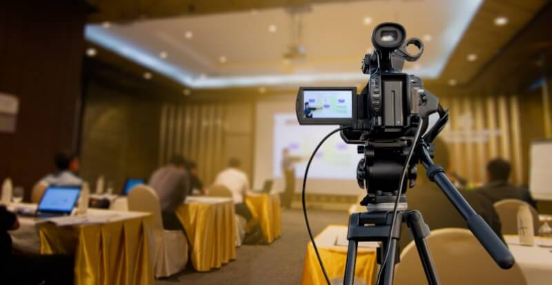 Vídeo evento: promoción visual y efectiva para tu empresa