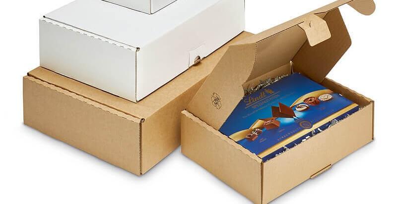 Handmade con cajas de cartón