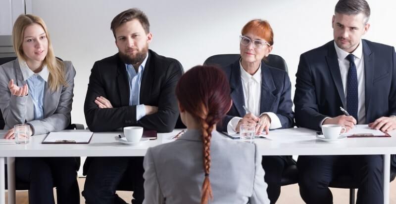 Preguntas ilegales en una entrevista de trabajo