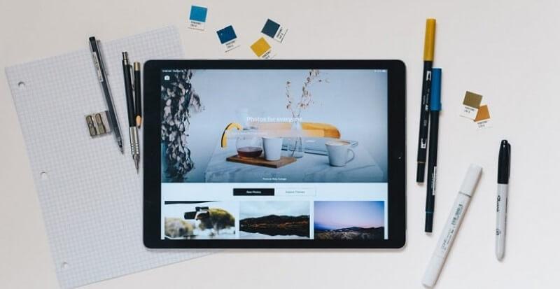 4 tips de diseño para crear un sitio web atrapante