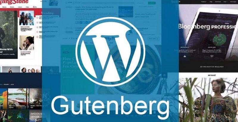 Qué es el nuevo editor Gutenberg de WordPress