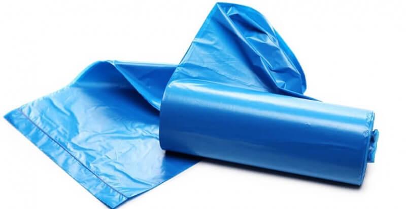 Historia de las bolsas de plástico