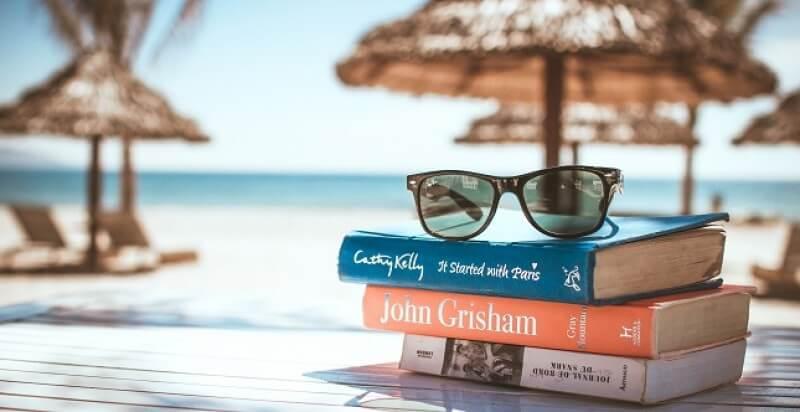 6 tips para que este Summer disfrutes de tus libros en inglés
