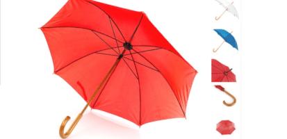 Paraguas personalizados con el logo de tu empresa