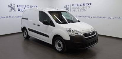 Autodisa - Renting Peugeot Partner Furgón BlueHDI