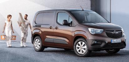 Renting de Opel Combo Cargo