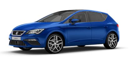 Renting de SEAT Leon 1.5 TSI Style Visio Edition