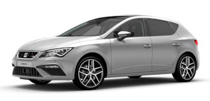 Renting de Seat León 1.5 TGI