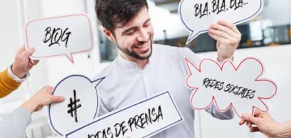 Dinàmic Comunicació-  Estrategia de marketing