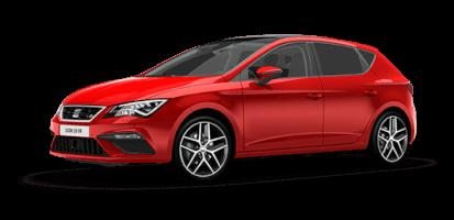 Renting de SEAT Leon 1.5 TSI