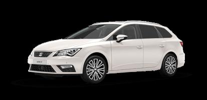 Renting de SEAT Leon ST 1.5 TSI DSG