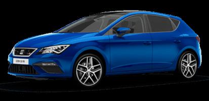 Renting de SEAT Leon 1.4 TSI