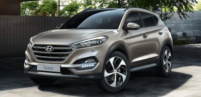 Renting de Hyundai Tucson 1.6 GDI