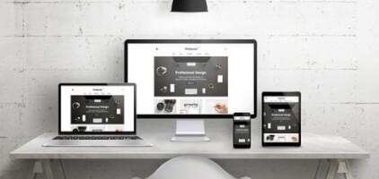 GLC Marketing Web - Diseño de página web