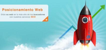 1 mes de servicio para mejorar tu posicionamiento web