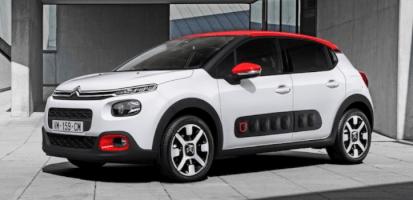 Renting de Citroën C3