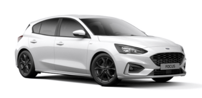 Renting de Ford Focus 1.5 Ecoblue