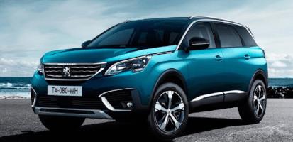 Renting de Peugeot 5008