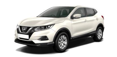 Renting de Nissan Qashqai dCi