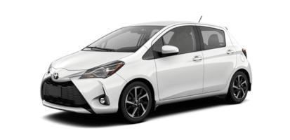 Renting de Toyota Yaris