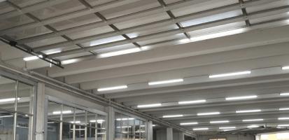 Instalación de luminarias led previo estudio gratuito de viabilidad.