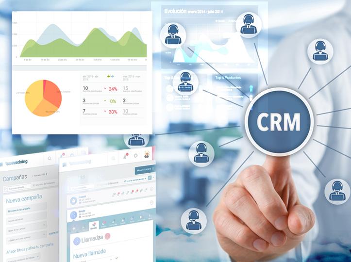 El CRM online que configurarás en pocos clics. ¡Pruébalo gratis!