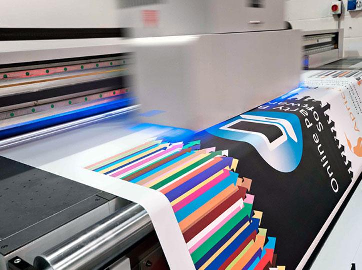 Impresión profesional para papelería corporativa y publicidad