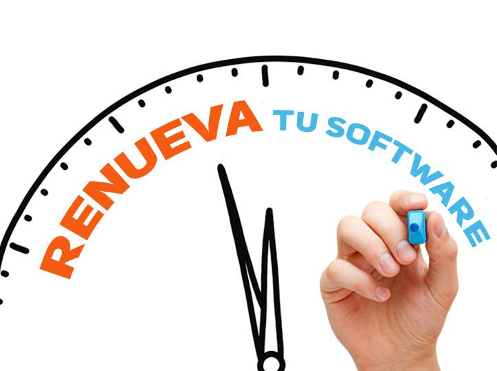 ¿Crees que el software de tu empresa está desactualizado?