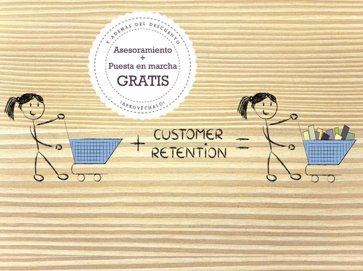 La plataforma para fidelizar a tus clientes