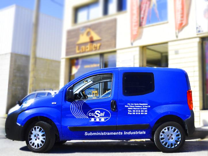 Rótulos para tu negocio o para tus vehículos de empresa