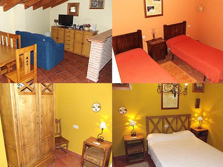 Noche en Hotel rural en Cáceres