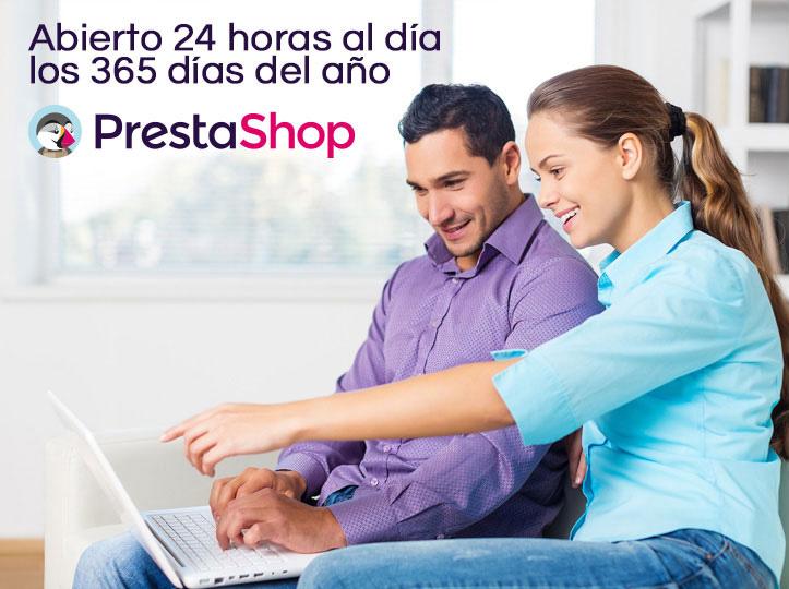 ¿Quieres disponer de una tienda online?