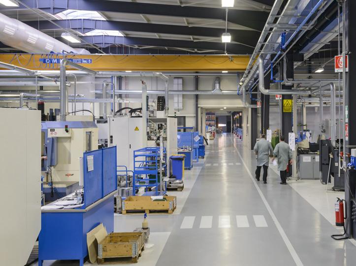 Consultoría para la optimización de tus procesos industriales