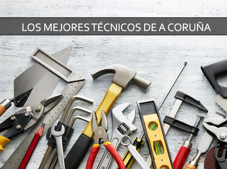 Revisión y reparación de electrodomésticos