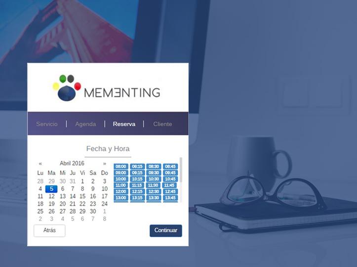 Integra en tu web un calendario de reservas y cita previa