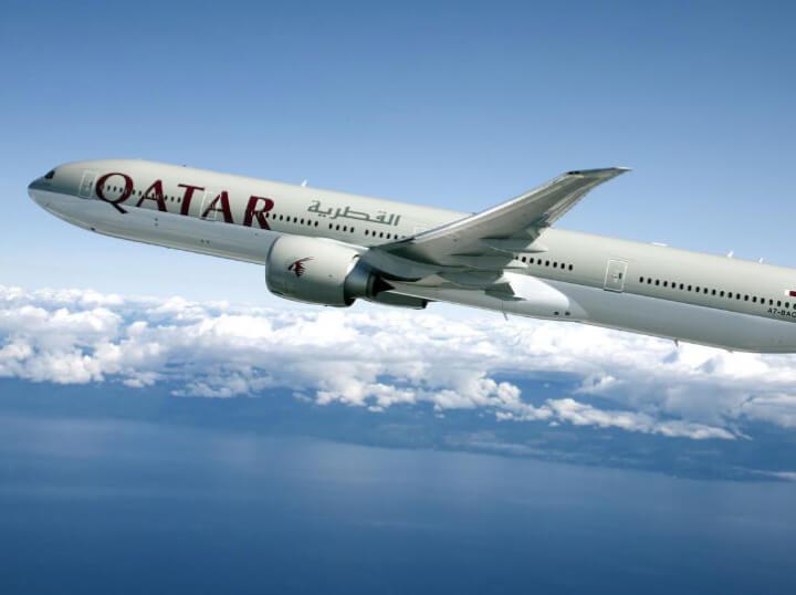 Vuelos de negocios económicos con Qatar Airways