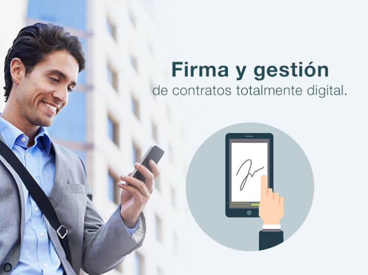 Envío y firma de documentos online