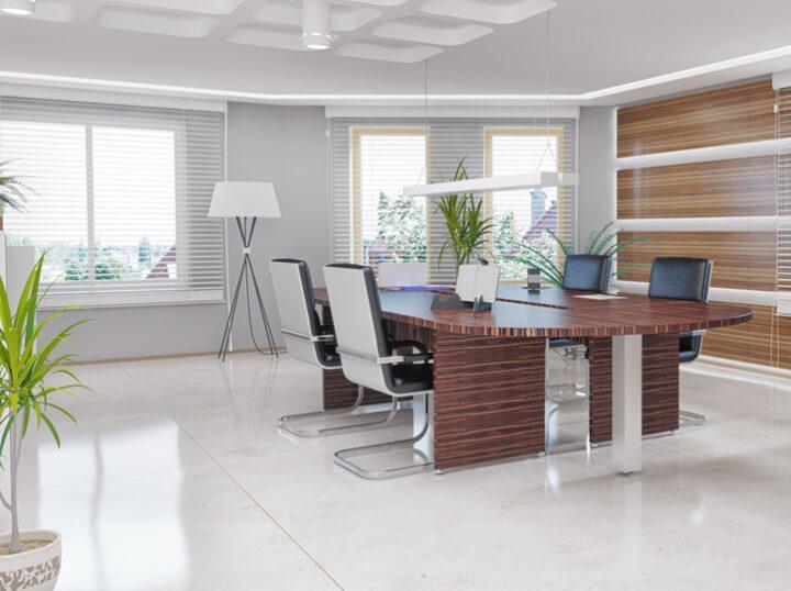2 sesiones gratis de limpieza de tus oficinas