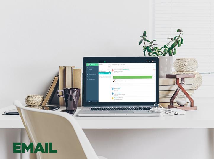 Software de atención al cliente multicanal