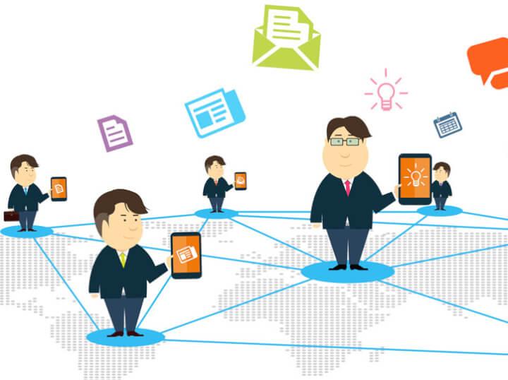 Apps móviles corporativas