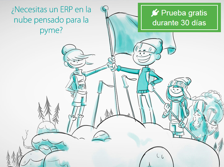 ERP Microsoft Dynamics NAV 2016. ¡Pruébalo gratis!