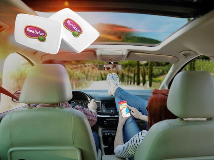 Ahorra en tus desplazamientos con el Via-T de Bip&Drive