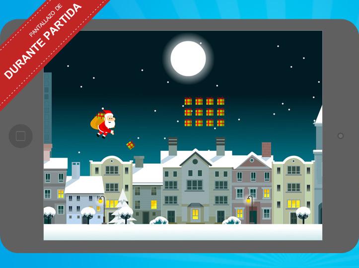 Felicita las Navidades con este videojuego corporativo