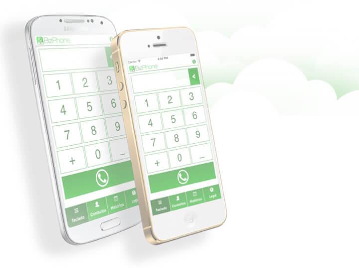 Número virtual corporativo en tu smartphone