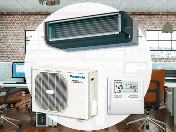 Aire acondicionado para tu negocio Panasonic KIT-60PNY1E5B4