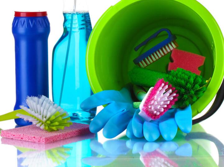 Productos de limpieza<br>