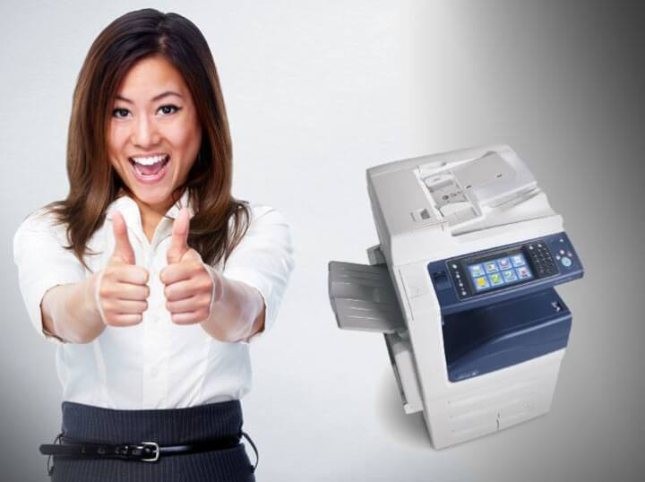 Multifuncion Xerox A3 Color WC 7835i