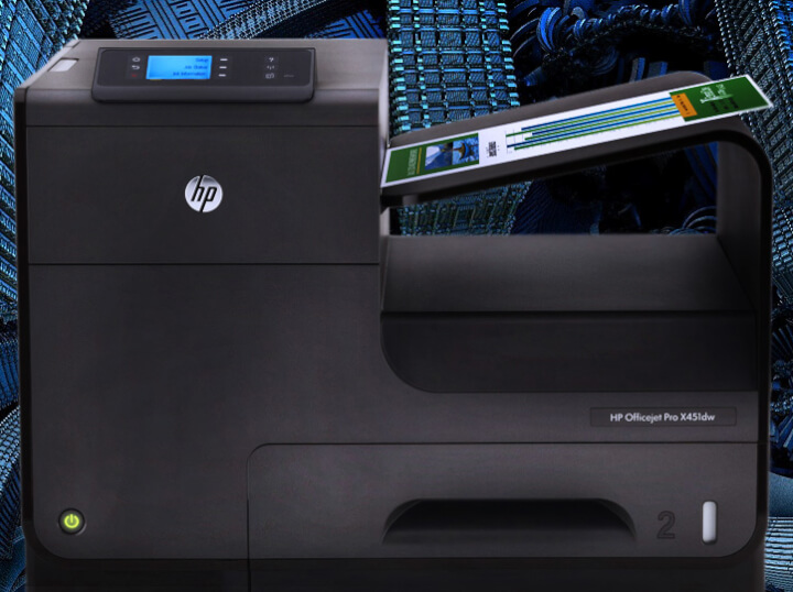 Llévate GRATIS una HP PRO X451dw con la compra de un pack de tinta