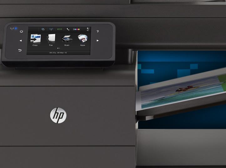 Impresora Officejet Color serie